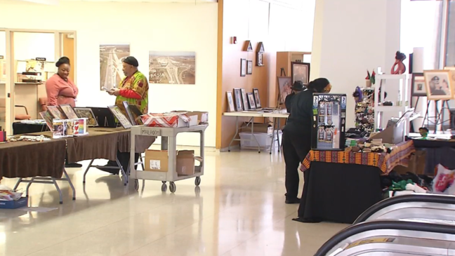 IDOT celebrates Black History Month with vendor fair | WRSP